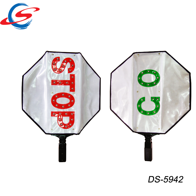 DS-5942 Retractable warning sign
